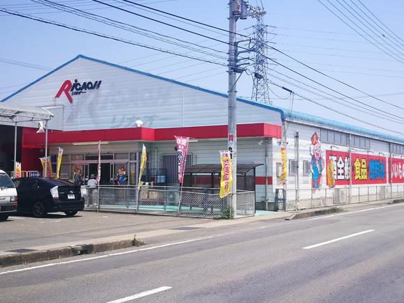 リカオー石井店